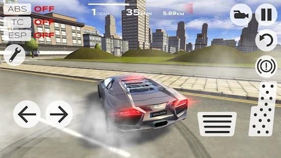 Extreme Car Driving Simulator Para Hileli MOD APK [v6.0.5] 6