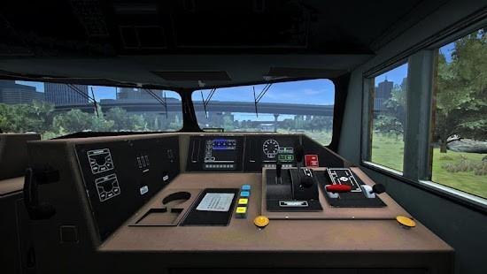 Train Simulator PRO 2018 Full Para Hileli MOD APK [v1.5] 2