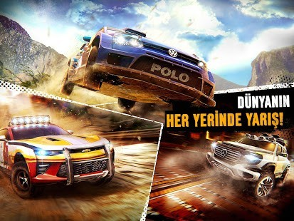 Asphalt Xtreme Rally Racing Yıldız Hileli MOD APK [v1.9.4a] 5