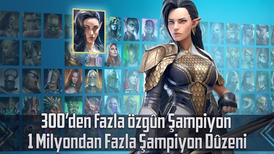 RAID Shadow Legends Savaş Hızı Hileli MOD APK [v4.10.1] 5