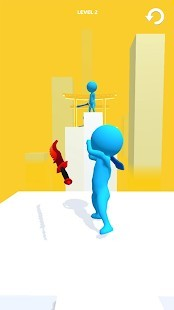 Sword Play Biçer Doğrar Ninja 3D Para Hileli MOD APK [v5.1] 1