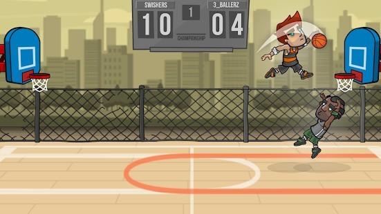 Basketball Battle Para Hileli MOD APK [v2.2.16] 3