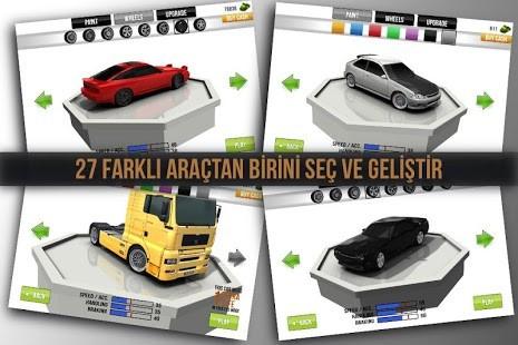 Traffic Racer Para Hileli MOD APK [v3.3] 3