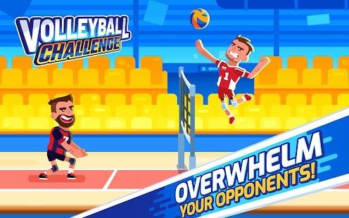 Volleyball Challenge Para Hileli MOD APK [v1.0.24] 1