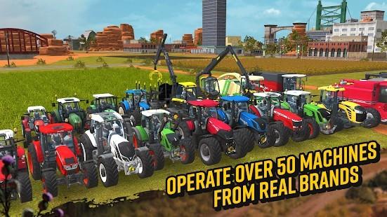 Farming Simulator 18 Para Hileli MOD APK [v1.4.0.6] 5