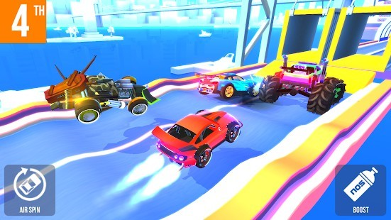 SUP Multiplayer Racing Para Hileli MOD APK [v2.2.9] 3