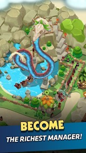 Stone Park Prehistoric Tycoon Para Hileli MOD APK [v1.4.2] 1