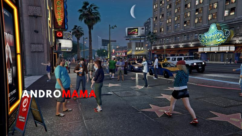 Grand Theft Auto V - GTA 5 MOD APK [v2.00] 6