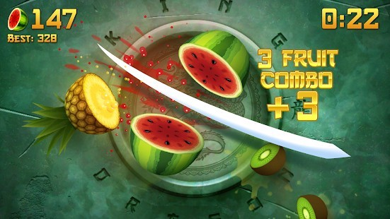 Fruit Ninja v3.0.0 MOD APK 5