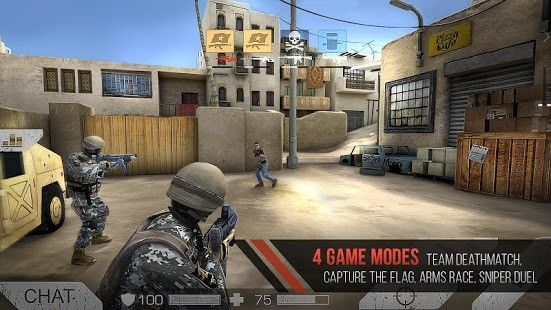 Standoff Multiplayer Mermi Hileli MOD APK [v1.22.1] 4
