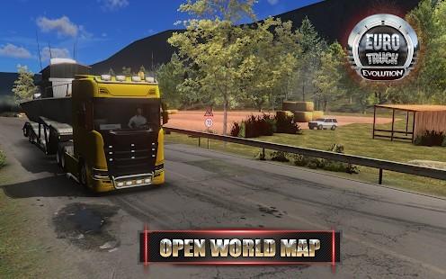 Euro Truck Evolution 2018 Para Hileli MOD APK [v3.1] 1