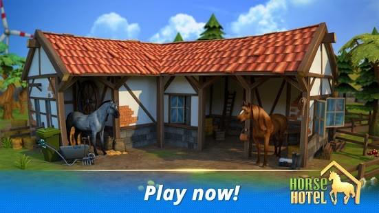 Horse Hotel Para Hileli MOD APK [v1.8.4.156] 6