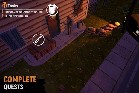 Lets Survive Craft Hileli MOD APK [v0.6.0] 5