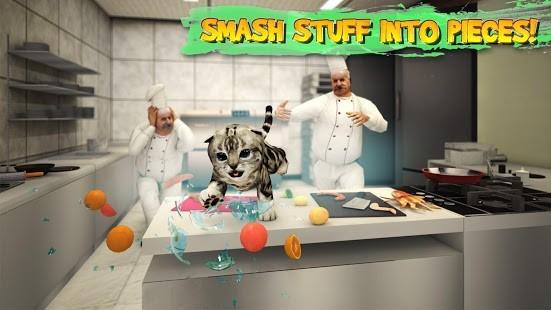 Cat Simulator Para Hileli MOD APK [v2.1.1] 4