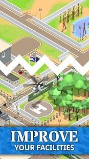 Idle Army Base Tycoon Game Para Hileli MOD APK [v1.24.1] 3