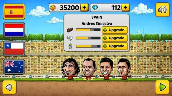 ⚽ Kukla Futbolu 2014 - Futbol Oyunu Para Hileli MOD APK [v3.0.4]⚽ 1