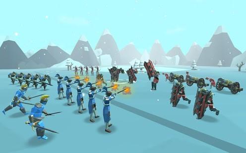Epic Battle Simulator 2 Elmas Hileli MOD APK [v1.5.50] 6