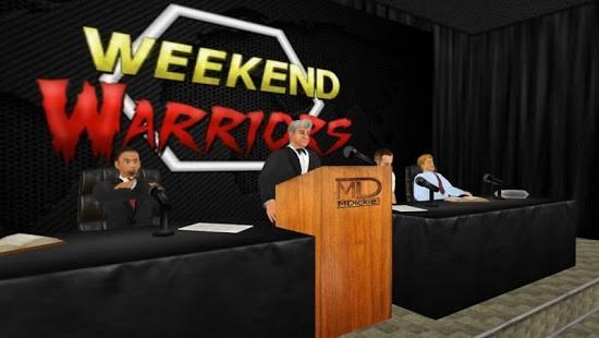 Weekend Warriors MMA Full Sürüm APK [v1.177] 4