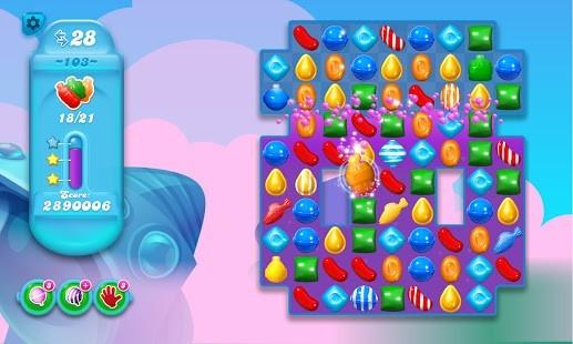 Candy Crush Soda Saga Tüm Seviyeler Açık MOD APK [v1.204.6] 1