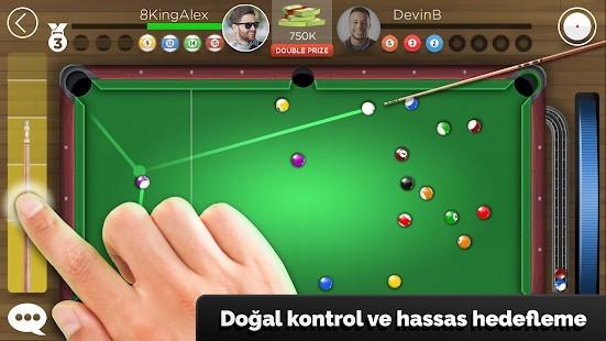 Kings of Pool - Online 8 Top Hileli MOD APK [v1.25.5] 6