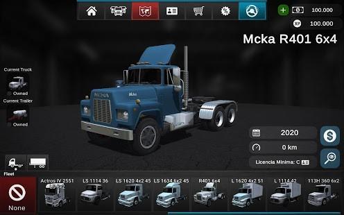 Grand Truck Simulator 2 Para Hileli MOD APK [v1.0.29k] 6