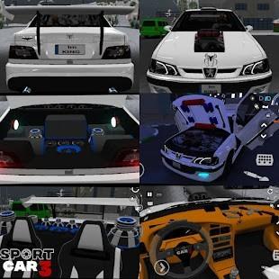 Sport car 3 Taxi Police Para Hileli MOD APK [v1.02.027] 6