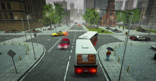 Bus Simulator PRO 2 Full Para Hileli MOD APK [v1.7] 4