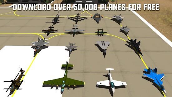SimplePlanes - Flight Simulator Full MOD APK [v1.11.104] 5