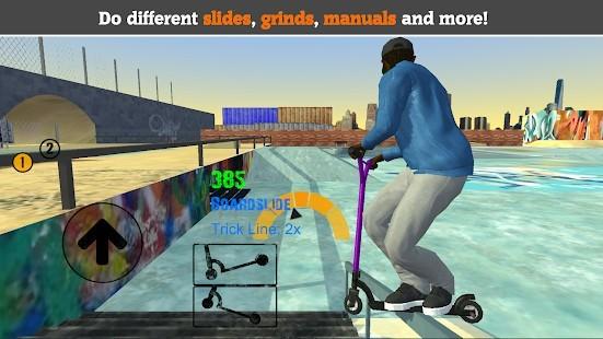 Scooter FE3D 2 - Freestyle Extreme 3D Hileli MOD APK [v1.34] 6