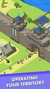 Idle Medieval Town Elmas Hileli MOD APK [v1.1.8] 2
