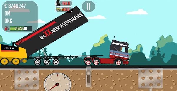 Trucker Joe Para Hileli MOD APK [v0.2.7] 5