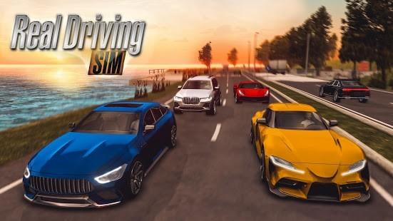 Real Driving Sim Para Hileli MOD APK [v4.8] 6
