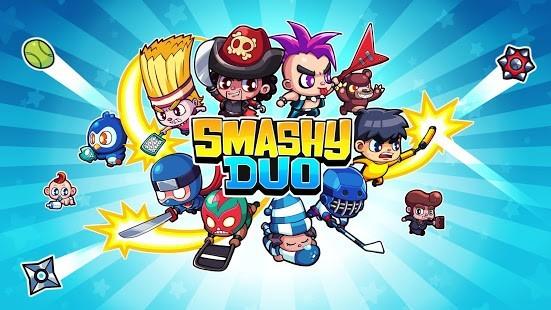 Smashy Duo Para Hileli MOD APK [v5.3.1] 1