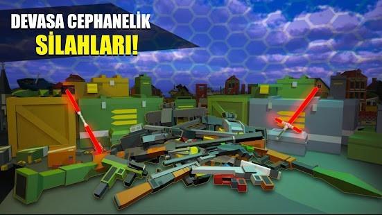 Pixel Fury 3D Multiplayer Mega Hileli MOD APK [v20.0] 5