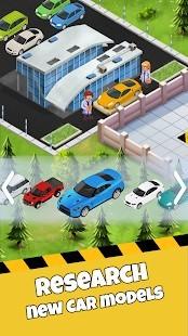 Idle Car Factory Para Hileli MOD APK [v13.0.4] 4