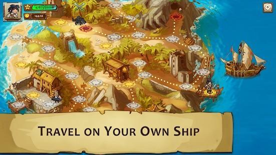 Braveland Pirate Para Hileli MOD APK [v1.2] 4