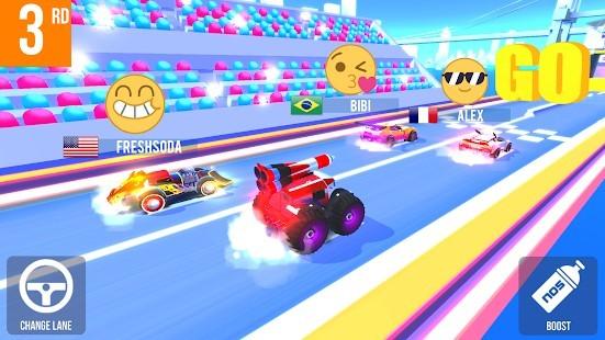 SUP Multiplayer Racing Para Hileli MOD APK [v2.2.9] 4