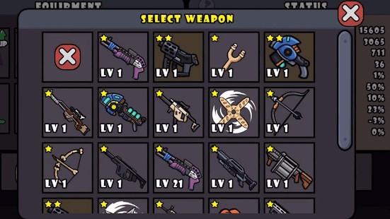One Gun 2 Stickman Elmas Hileli MOD APK [v42] 3