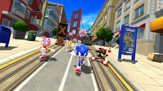 Sonic Forces Mega Hileli MOD APK [v3.10.3] 1