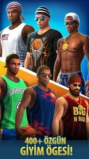 Basketball Stars Mega Hileli MOD APK [v1.34.1] 2