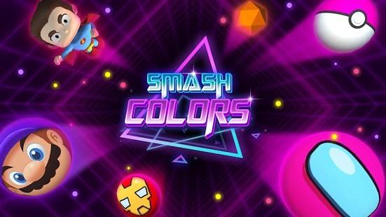 Smash Colors 3D Para Hileli MOD APK [v0.7.0] 1