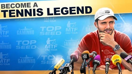 TOP SEED Tennis Para Hileli MOD APK [v2.48.5] 2