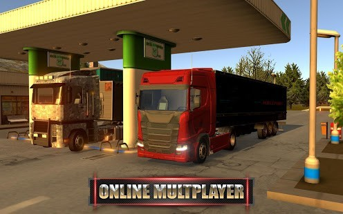 Euro Truck Driver 2018 Para Hileli MOD APK [v3.5] 4