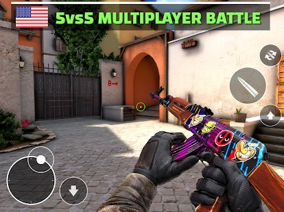 Counter Attack - Multiplayer FPS Para Hileli MOD APK [v1.2.43] 5
