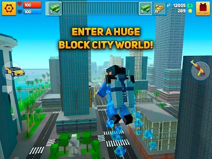 Block City Wars Para Hileli MOD APK [v7.2.2] 1