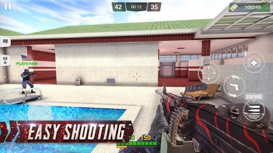 Special Ops PVP Savaş FPS Silah Online Oyunları v3.14 MOD APK 4