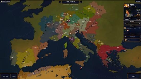 Age of History II v1.01584_ELA Para Hileli MOD APK 6