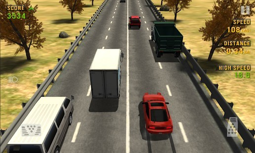 Traffic Racer Para Hileli MOD APK [v3.3] 6