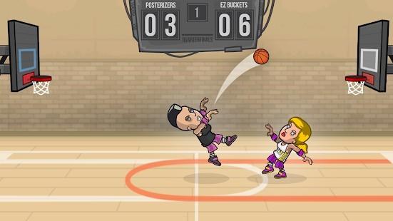 Basketball Battle Para Hileli MOD APK [v2.2.16] 4