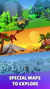 Battle Cars Monster Hunter Para Hileli MOD APK [v2.3] 2